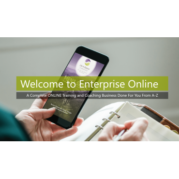 Enterprise online registration (already enrolled in EO)